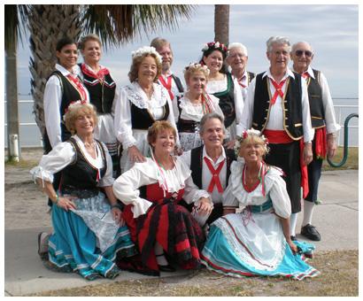 Tarantella Dancers